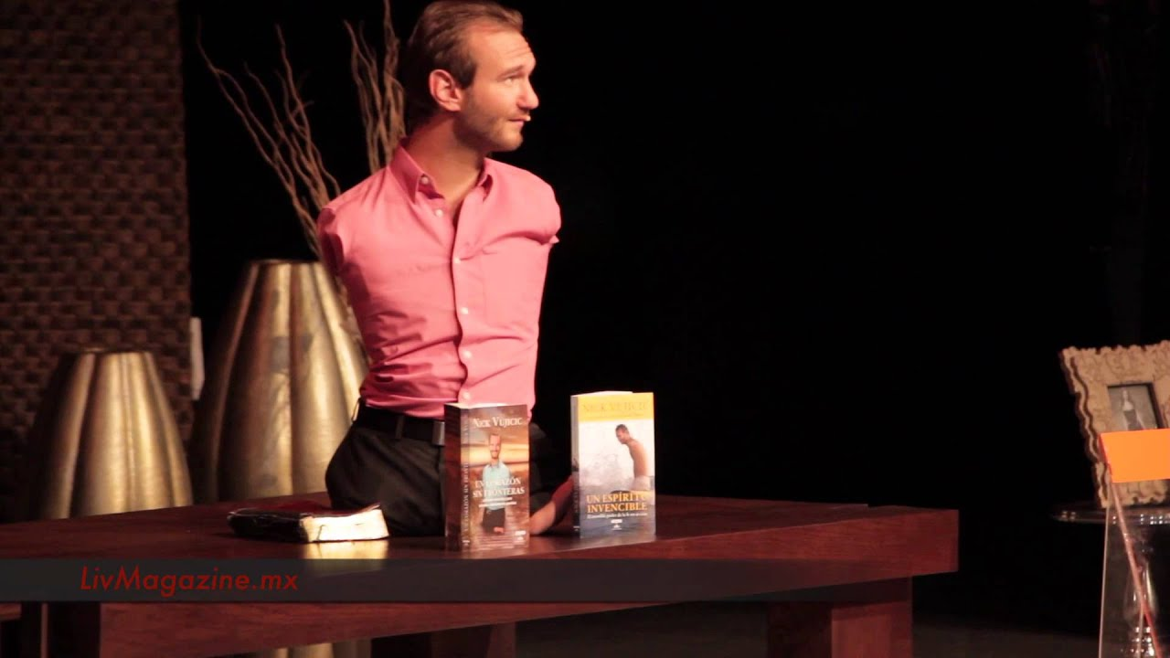 Un Corazon Sin Fronteras Nick Vujicic Ebook Download