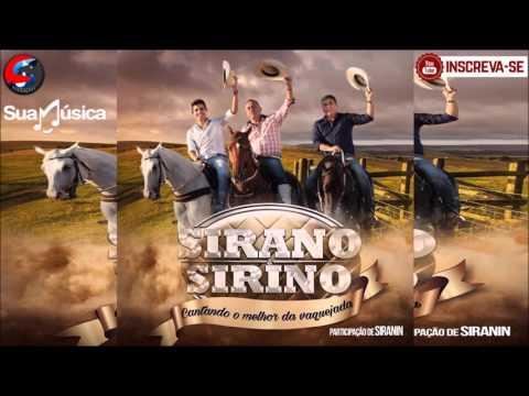 Sirano & Sirino 2016 - CD Cantando o Melhor da Vaquejada