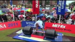 World's Strongest Man 2011 Final