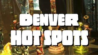 Denver Hot Spots  //  420 Science Club