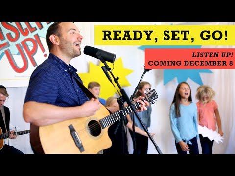 Ready, Set, Go! •Sovereign Grace Kids