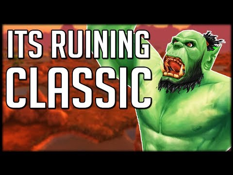LAYERING DESTROYING THE GAME? Classic WoW Server Transfer NOW AVAILABLE