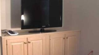 Entertainment Center Cabinets