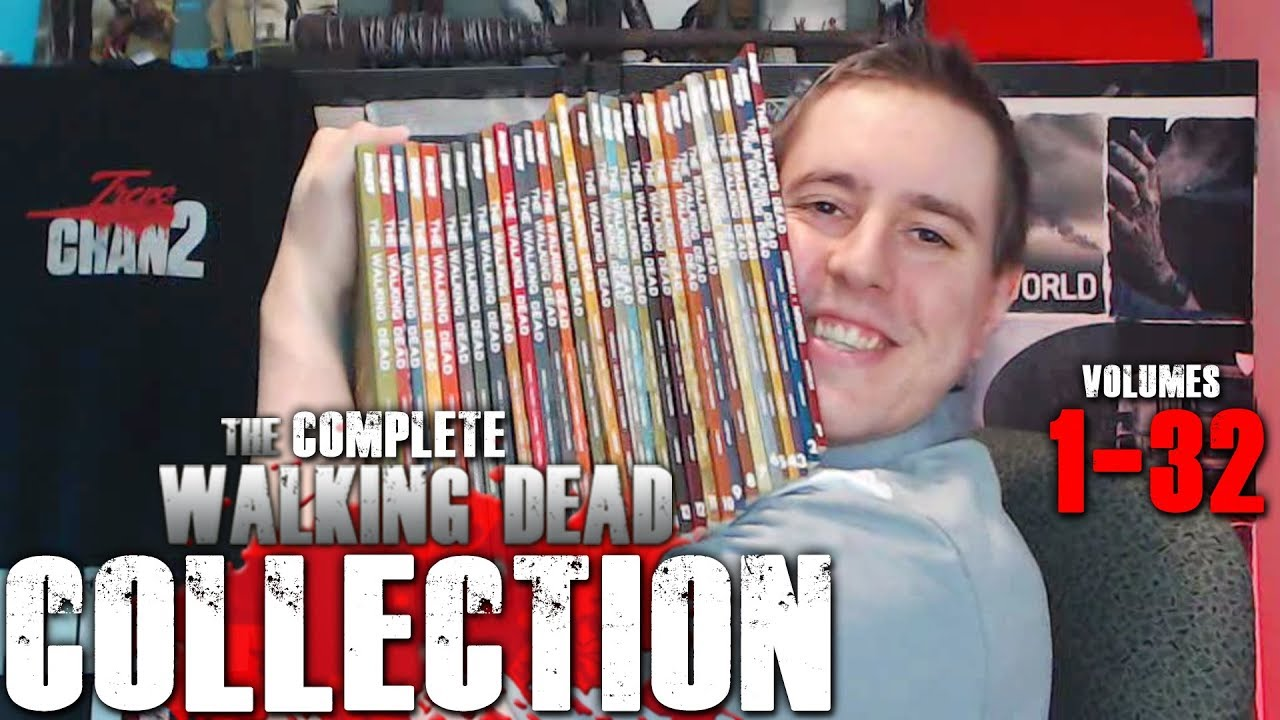 The Complete Walking Dead Collection Youtube