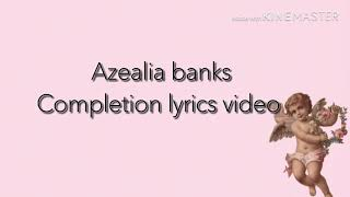 Competition [Azealia Banks] lyric video