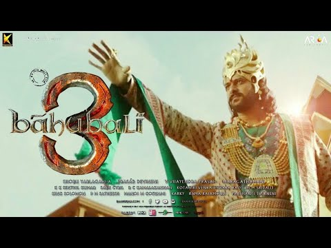 Bahubali 3 Trailer 2019-SS Rajamouli Film