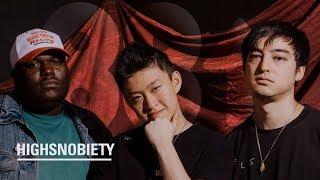 Joji, Rich Brian & August 08 Talk Alien Encounters and New Music