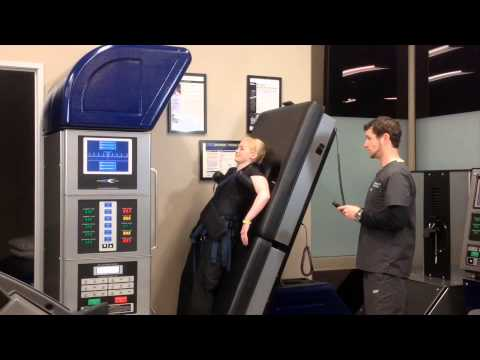 DRX9000: A Solution for Back Pain - YouTube