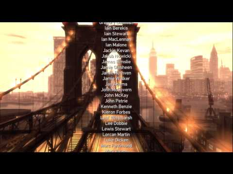 Grand Theft Auto IV: Out of Commission + Credits - Revenge (Mission #87)
