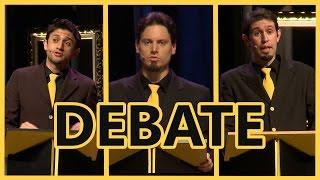 Os Barbixas - Campanha Política (Debate Político - ao vivo)