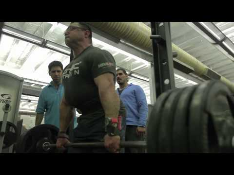 Master Class of Muscle Bonus Video
