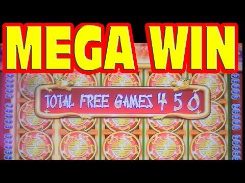 Flying Fortune MEGA BIG WIN 450 FREE GAMES FULL SCREEN Slot Machine Bonus