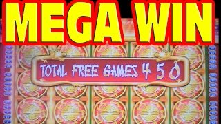 Flying Fortune MEGA BIG WIN 450 FREE GAMES FULL SCREEN Slot Machine Bonus(Visit my new merch store!!! http://www.vegashobo.com I'm VegasLowRoller and these are my slot machine win videos from casinos across Las Vegas. I may not ..., 2014-11-09T20:32:25.000Z)