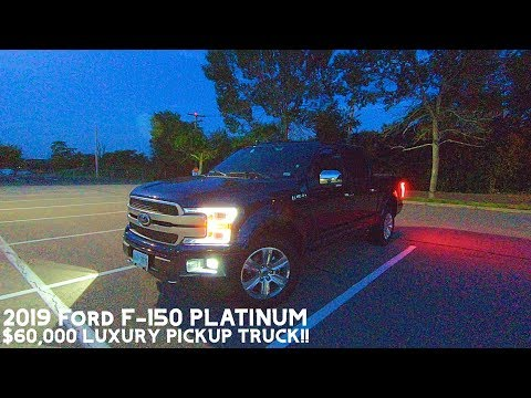 2019 Ford F-150 Platinum | Full Review & Test Drive