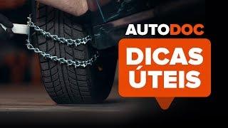 Trocar Discos de Travão Discos de freio no TOYOTA CAMRY - substituição truques