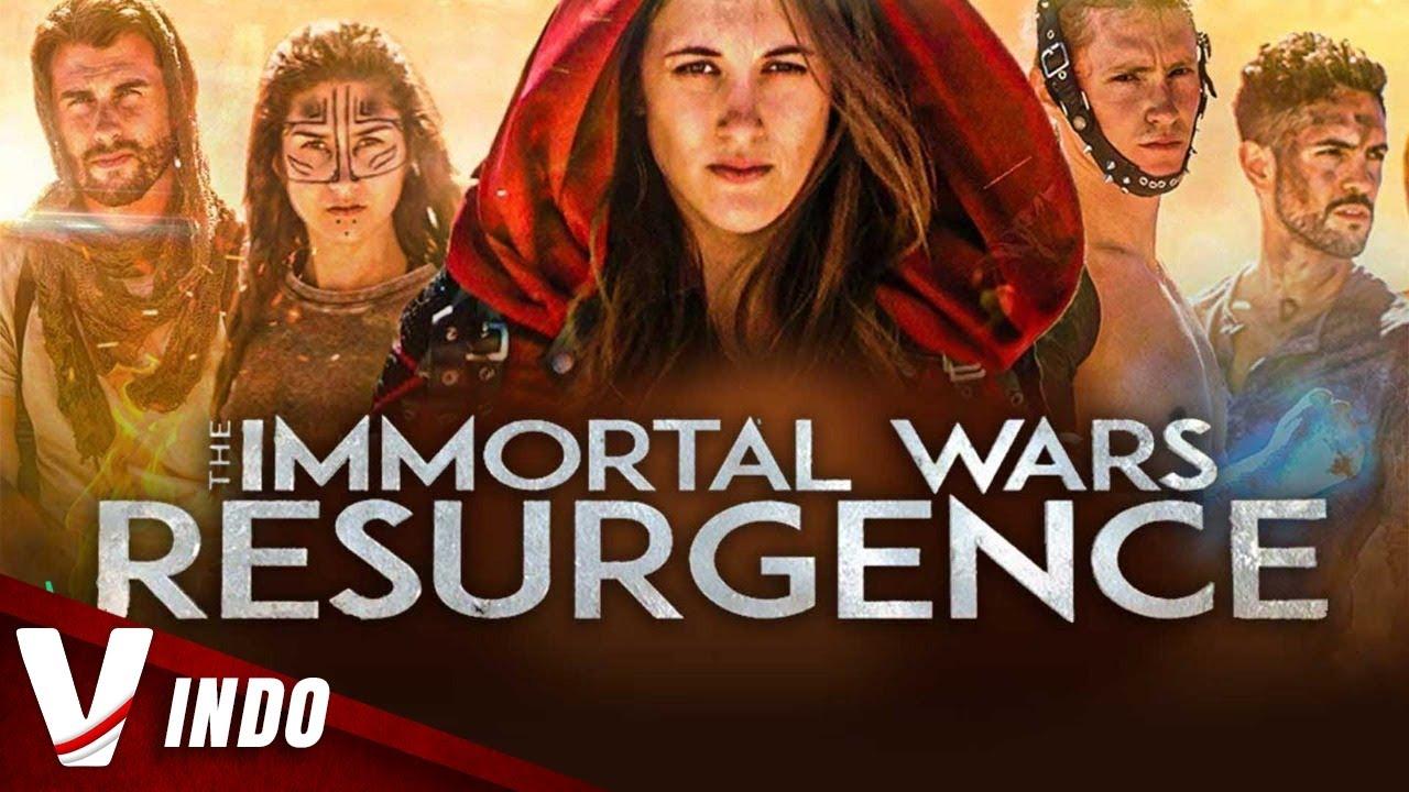Download The Immortal Wars: Resurgence - Hollywood Film Action Terbaik - Film Terbaru - Sub Indo