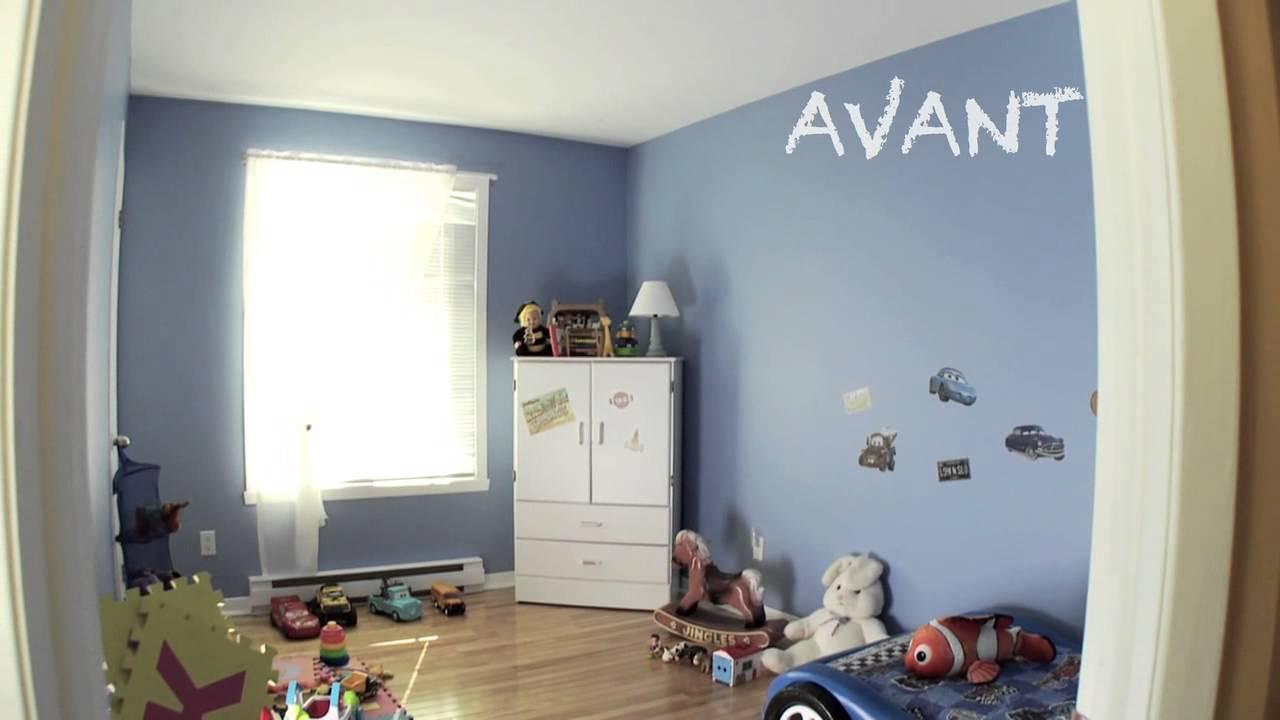 Une maison transform e de a z la chambre d 39 enfant - Location d une chambre meublee ...