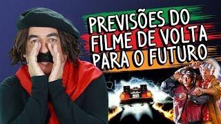 """Previsões de """"De Volta para o Futuro"""" - Guri de Uruguaiana"""
