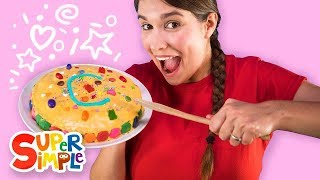 Caitie's Classroom Live - Pat A Cake & Who Took the Cookie!