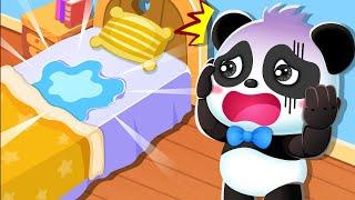 No More Bedwetting| kids animation | babybus cartoon | Babybus