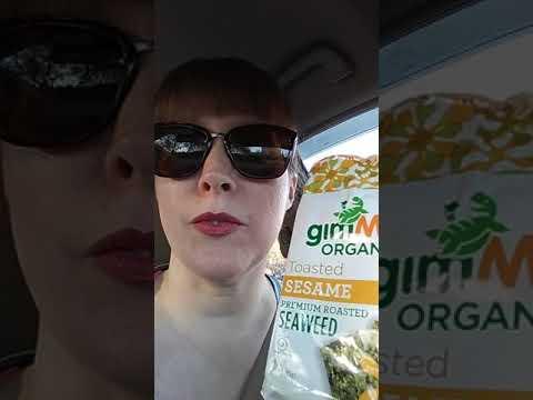 Gimme organic seaweed so good 👍
