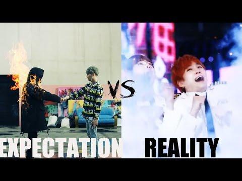 BTS (Bangtan Boys) Crack part 14 // Expectations vs Reality