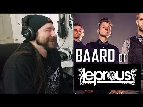 Baard of Leprous talked to me | Mike The Music Snob