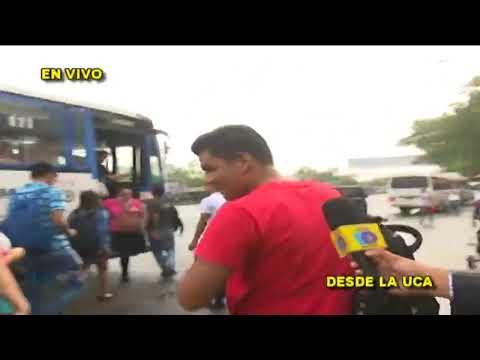 🔴EN VIVO: Paro Nacional En Nicaragua Como Medida De Presión Contra El Gobierno