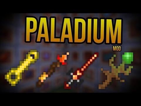 Présentation du mod Paladium v4 - Tous les ajouts !