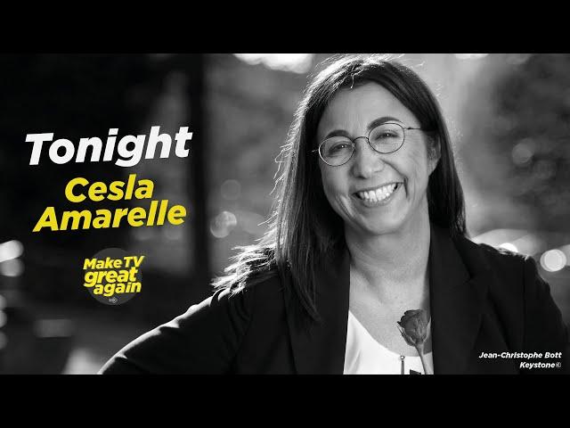 Make TV Great Again S1 E2 - Tonight Cesla Amarelle
