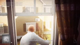 Hitman 2 - Whittleton Creek: The Mccallister Ransack - Level 3 escalation: Silent Assassin Suit Only
