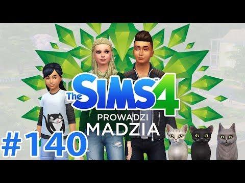 The SimS 4 #140 – Zakochany Gustaw i wyleczony wujek