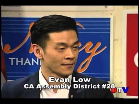 DemocraticTV - Evan Low of Santa Clara County