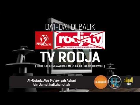 Da'i-Da'i Di Balik TV RODJA ( Hakekat Kengawuran Mereka Di Dalam Dakwah ) #AlFawaaidNet