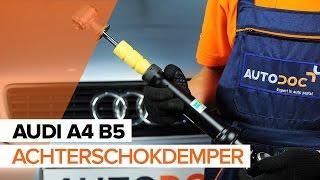 Zelf reparatie AUDI A4 - videogids downloaden