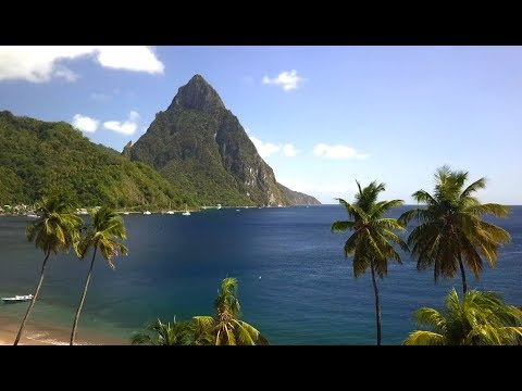 Discover Saint Lucia and #LetHerInspireYou