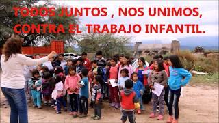 """CANCIÓN CONTRA EL TRABAJO INFANTIL"""""""