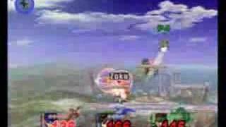 SSB Brawl: Fun With Smart Bombs