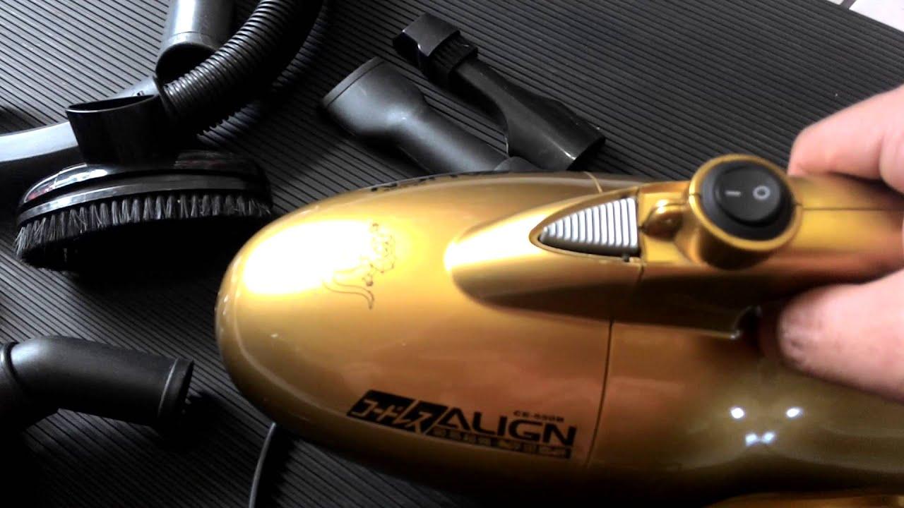 黃金小鋼炮吸塵器 - YouTube