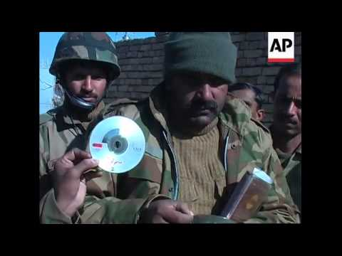 WRAP Govt forces enter militant stronghold, Taliban bunkers, army