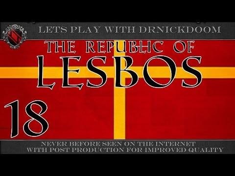 18 Republic of Lesbos a CK2 LP