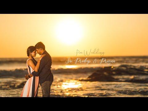 goa-pre-wedding-shoot-|-pradeep-👫-pragna-|-best-pre-wedding-2020-|-📞-9491678656