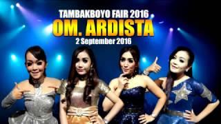 OM ARDISTA - Birunya Cinta Live TAMBAKBOYO FAIR 2016 Mp3