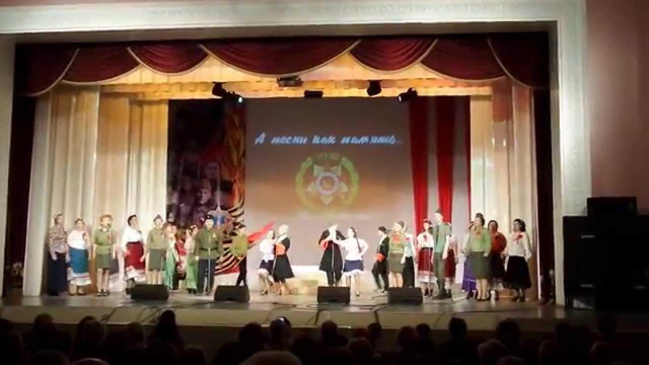 песня казаки в берлине слушать поёт девушка