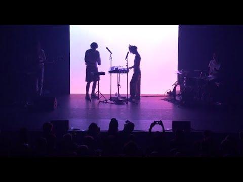 The Pirouettes - Concierto en el teatro Olympia de París
