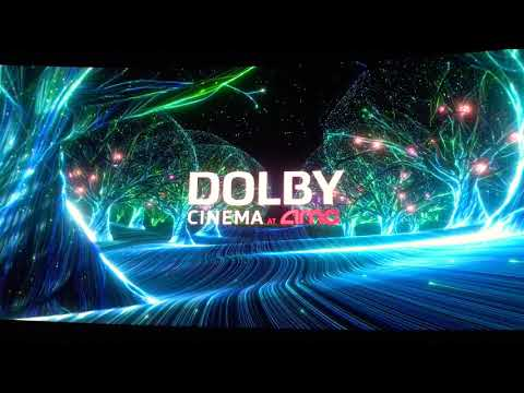 Dolby Cinema at AMC intro