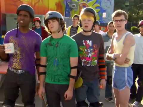 Old People Music - I, Skatebot - Zeke and Luther
