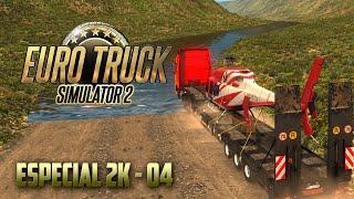 Euro truck 2 - Estradas perigosas 2° Tp-Ep03