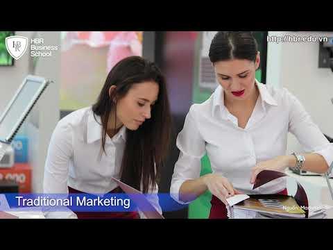 So sánh những khác biệt giữa Digital Marketing và Traditional Marketing