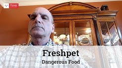 Freshpet Dog Food Reviews - Dangerous Food